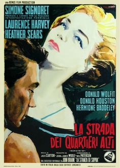 An Italian poster for the movie ...