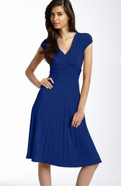Suzi Chin for Maggy Boutique Ruched Matte Jersey Dress   Nordstrom
