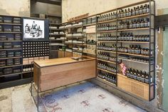 superfuture :: supernews :: new york: aesop store opening: