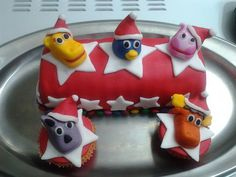 my first cake  Cake by claudiaborges