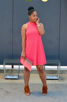 Hey loves! The weather has been perfect lately. I'm in the mood for summer dresses and sandals. I thought this look was simple yet cute. Tha...