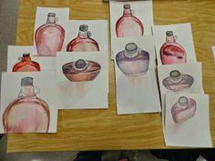 Art of Apex High School: Time as an Element: Final