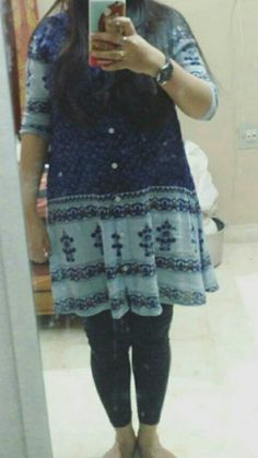 Bohemian print top (bought it from the closet of fashion blogger Deeksha khurana)