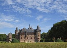 Castle De Haar, near Haarzuilens ~ Utrecht, The Netherlands