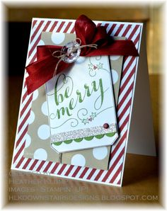 Be Merry (hk) by tankgrl - Cards and Paper Crafts at Splitcoaststampers