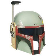 Amazon.com: Star Wars Boba Fett Electronic Helmet: Toys & Games
