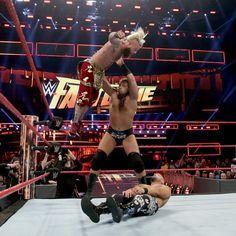 Image result for Raw Tag Team Championship Triple Threat Ladder Match Luke Gallows & Karl Anderson (c) vs. Enzo Amore & Big Cass vs. Cesaro & Sheamus