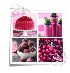 A home decor collage from July 2015 Blackberry, Raspberry, Interior Decorating, Interior Design, Passion, Interiors, Fruit, Polyvore, Food