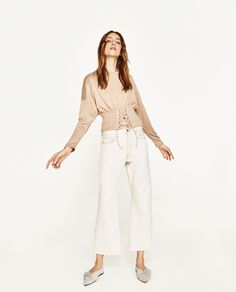 ZARA - WOMAN - CORSET TOP