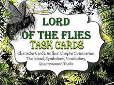 Lord of the flies symbol summary essay