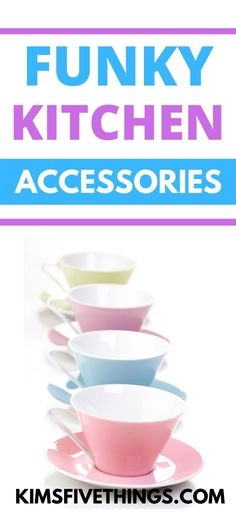 Best Funky Kitchen Accessories to brighten up a dull kitchen. Goofy kitchen gadgets that make great gifts for people learning to cook. How can I make my old kitchen look better using funky purple kitchen accessories? Goofy's Kitchen, Funky Kitchen, Kitchen Gadgets, Kitchen Decor, Purple Kitchen Accessories, Funky Design, Learn To Cook, Decorative Items, Contemporary