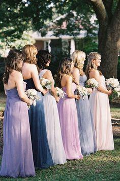 Mix and Match Bridesmaid Dress Ideas   Bridal Musings Wedding Blog 24