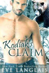 Kodiak's Claim (A Big Bear Romance)