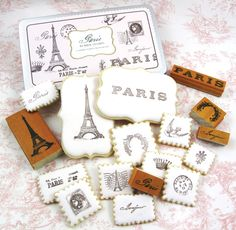letter stamped cookies - Buscar con Google