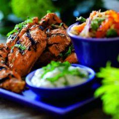Finger Lickin' Chicken | Anjali Pathak