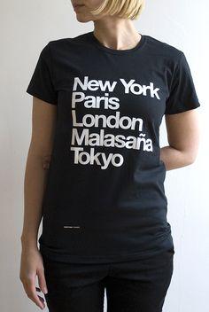 Malasaña T-shirt