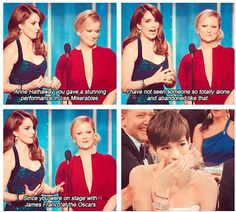 They learned from the mistakes of other award show hosts. | 12 Best Tina Fey And Amy Poehler Celebrity Burns At The Golden Globes