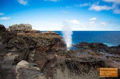 Nakalele Blowhole - Maui Hawaii
