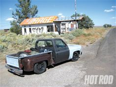 1974 Chevy C10 Build - The Saga Of Our LS6-Powered Project Truck - Hot Rod Magazine. Turns 10s in the 1/4