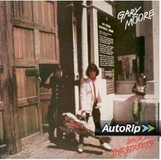 Gary Moore - Back On the Streets  #christmas #gift #ideas #present #stocking #santa #music #records