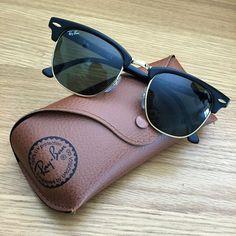 ffe3415104 Ray-Ban sunglasses Clubmaster Sunglasses