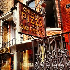 Chicago Pizza And Oven Grinder Co. | 23 Hidden Gems You Must Visit In Chicago