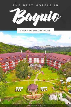 Escape the Manila heat and come stay in these top best hotels in Baguio that will surely make the most of your quick getaway! // #Hostel #BudgetTravel #LuxuryTravel Beautiful Hotels, Beautiful Places To Visit, Amazing Places, Baguio Philippines, Places To Travel, Travel Destinations, Baguio City, Asia Travel, Luxury Travel