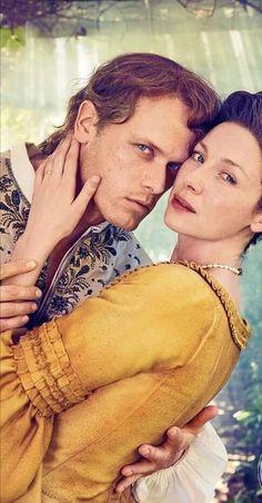 Jamie & Claire Fraser