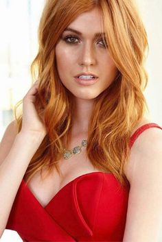 Beautiful Katherine McNamara