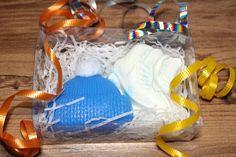 Winter Hat and Skates Handmade SLS Free Soap