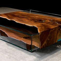 Nowoczesne stoły drewniane