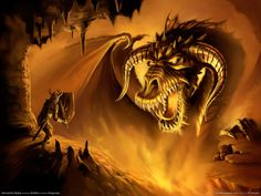 Neverwinter Dragon Wallpaper