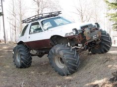 steampunkvehicles:  se-dax:pig347:Pacer bouncer !!! Don't see that everyday ..  INTERESTING!! Clever how this Person Managed to get a Pacer to look Weirder WITHOUT it becoming Ugly  Just miiiiiight be an AMC Kammback… don't know enough to be able to tell.