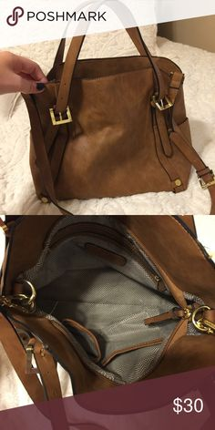 Steve Madded Crossbody Used once. Just like new! Bags Crossbody Bags