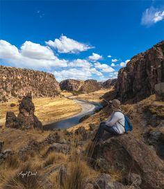 Cañon de Suykutambo Cusco Peru