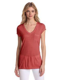 Calvin Klein Jeans Women's Basic V-Neck