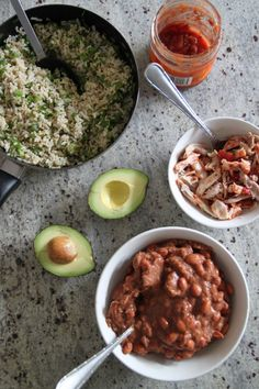 frozen burrito bowls for lunch
