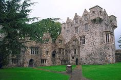 Donegal Castle (Irish: Caisleán Dhún na nGall) is a castle situated in the centre of Donegal town, County Donegal in the northwest of Ireland. For most of the last two centuries, the majority of the buildings lay in ruins but the castle was almost fully restored in the late 1990s.