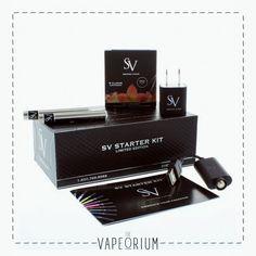 The Smoking Vapor limited edition Double Starter kit... In Stock now  #vape #ecig #vapingjakarta