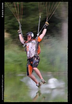 Pink Canopy Piloting Open 2013