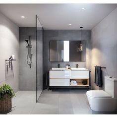 Modern bathrooms ideas modern bathrooms also modern bathroom remodel pictures also modern master bathroom designs also contemporary shower baths white Bathroom Toilets, Laundry In Bathroom, Bathroom Renos, Bathroom Layout, Modern Bathroom Design, Contemporary Bathrooms, Bathroom Interior, Small Bathroom, Bathroom Ideas