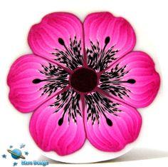 Pink flower cane   Flickr - Photo Sharing!