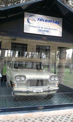 Eskişehir devrim arabası