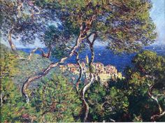 Claude Monet: Bordighera