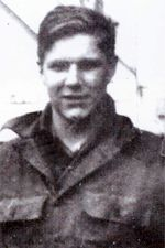 Pfc John A. Powers, 506th PIR Company A, 1st Battalion