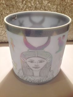 SOLD. For more information on this alchemy please contact Genevra info@crystal-singing-bowls.co.uk Hathor Egyptian Quartz and Platinum Etched Crystal Singing Bowl