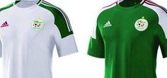 Adidas dévoile le nouveau maillot de l'Algérie, créé par un internaute