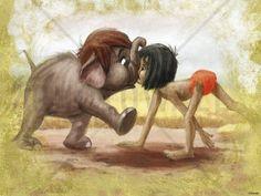 Disney Classics - Jungle Book - Wall Mural & Photo Wallpaper - Photowall