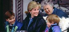 El príncipe Guillermo se despide de su otra madre