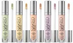 Michaela Elizabeth: Urban Decay Naked Skin Colour Correcting Fluid